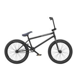 "We The People We The People Crysis 20"" 2019 Complete BMX Bike 20.5"" Top Tube Matte Black"