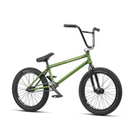 "We The People We The People Crysis 20"" 2019 Complete BMX Bike 20.5"" Top Tube Translucent Olive"