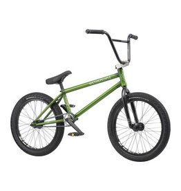 "We The People We The People Crysis 20"" 2019 Complete BMX Bike 21"" Top Tube Translucent Olive"