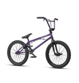 "We The People We The People Versus 20"" 2019 Complete BMX Bike 20.65"" Top Tube Galactic Purple"