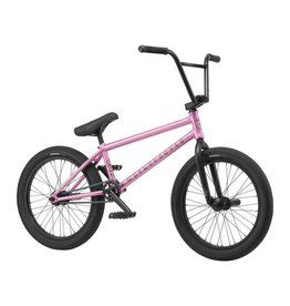"We The People We the People Trust 20"" 2019 Complete BMX Bike 21"" Top Tube Cassette Right Side Drive Rose Gold"