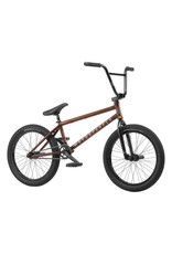 """We The People We The People Revolver 20"""" Complete BMX Bike 21"""" Top Tube Translucent Root Beer"""