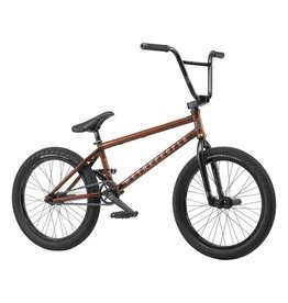 "We The People We The People Revolver 20"" Complete BMX Bike 21"" Top Tube Translucent Root Beer"
