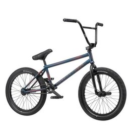 "We The People We The People Envy 20"" 2019 Complete BMX Bike 21"" Top Tube Burnt Metal"