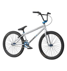 "We The People We the People Atlas 24"" 2019 Complete BMX Bike 22"" Top Tube Bright Silver"
