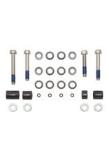 SRAM Avid/ SRAM 20mm Post Mount Disc Brake Adaptor, Fits 180mm Front and 160mm Rear Rotors