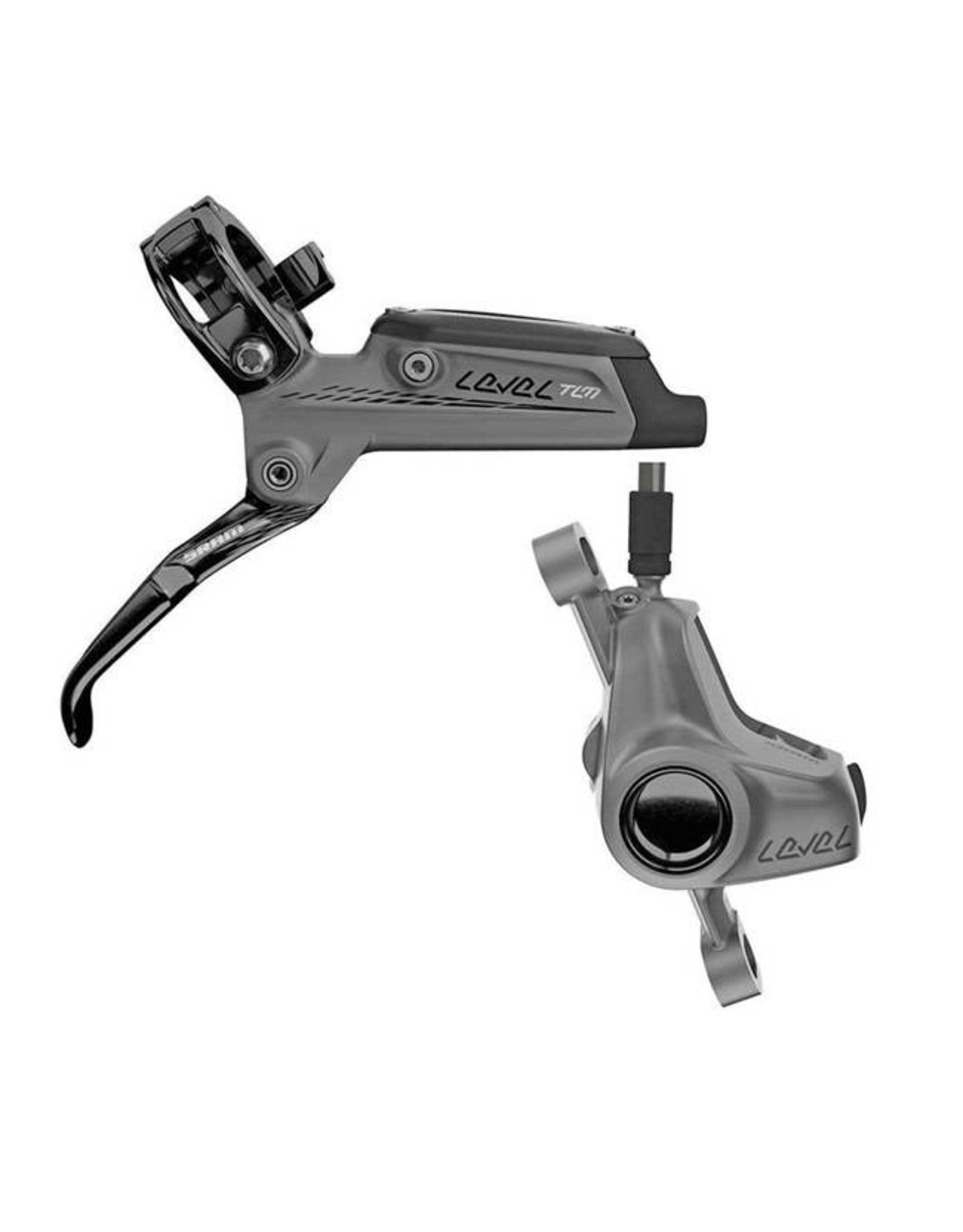 SRAM SRAM Level TLM Disc Brake Rear 1800mm Hose Gray, Rotor/Bracket Sold Separately A1