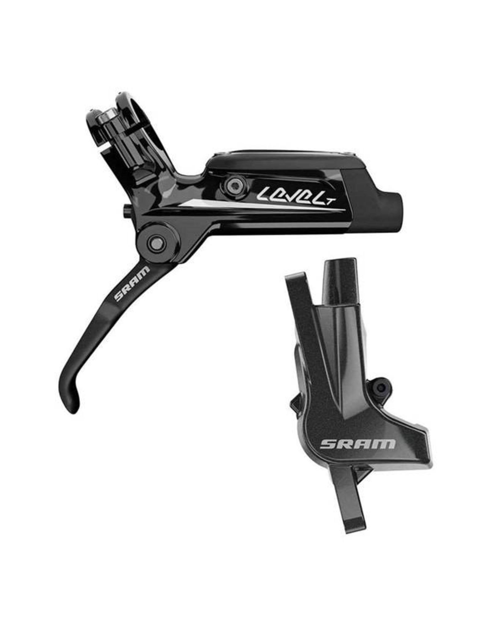 SRAM SRAM Level T Disc Brake Rear 1800mm Hose Black, Rotor/Bracket Sold Separately A1