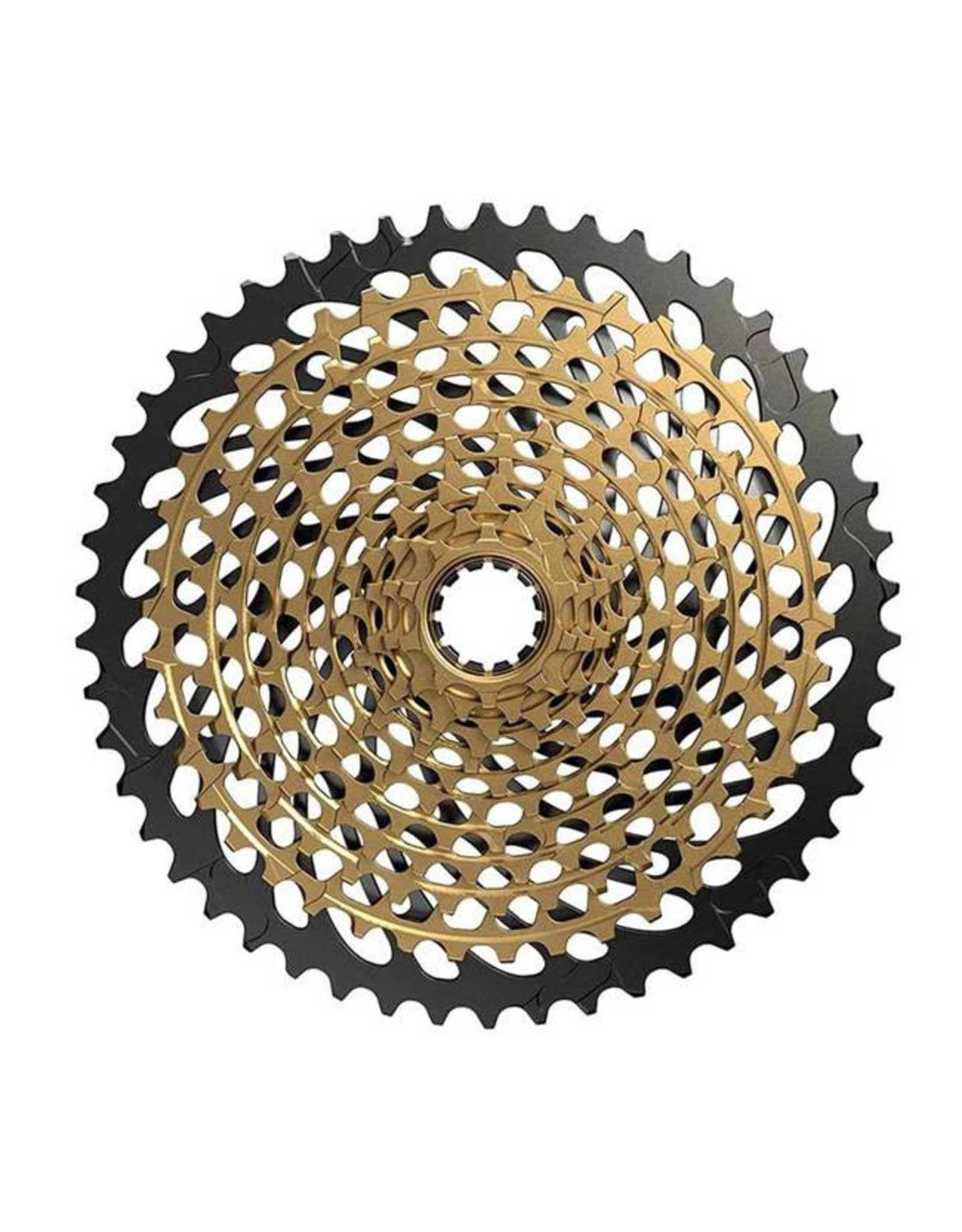 SRAM SRAM XG-1299 Eagle 10-50 12 Speed Cassette Gold