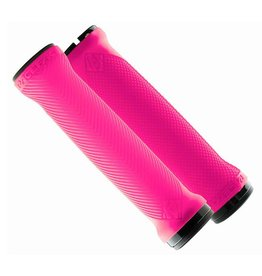 RaceFace RaceFace Lovehandle Grip: Neon Pink