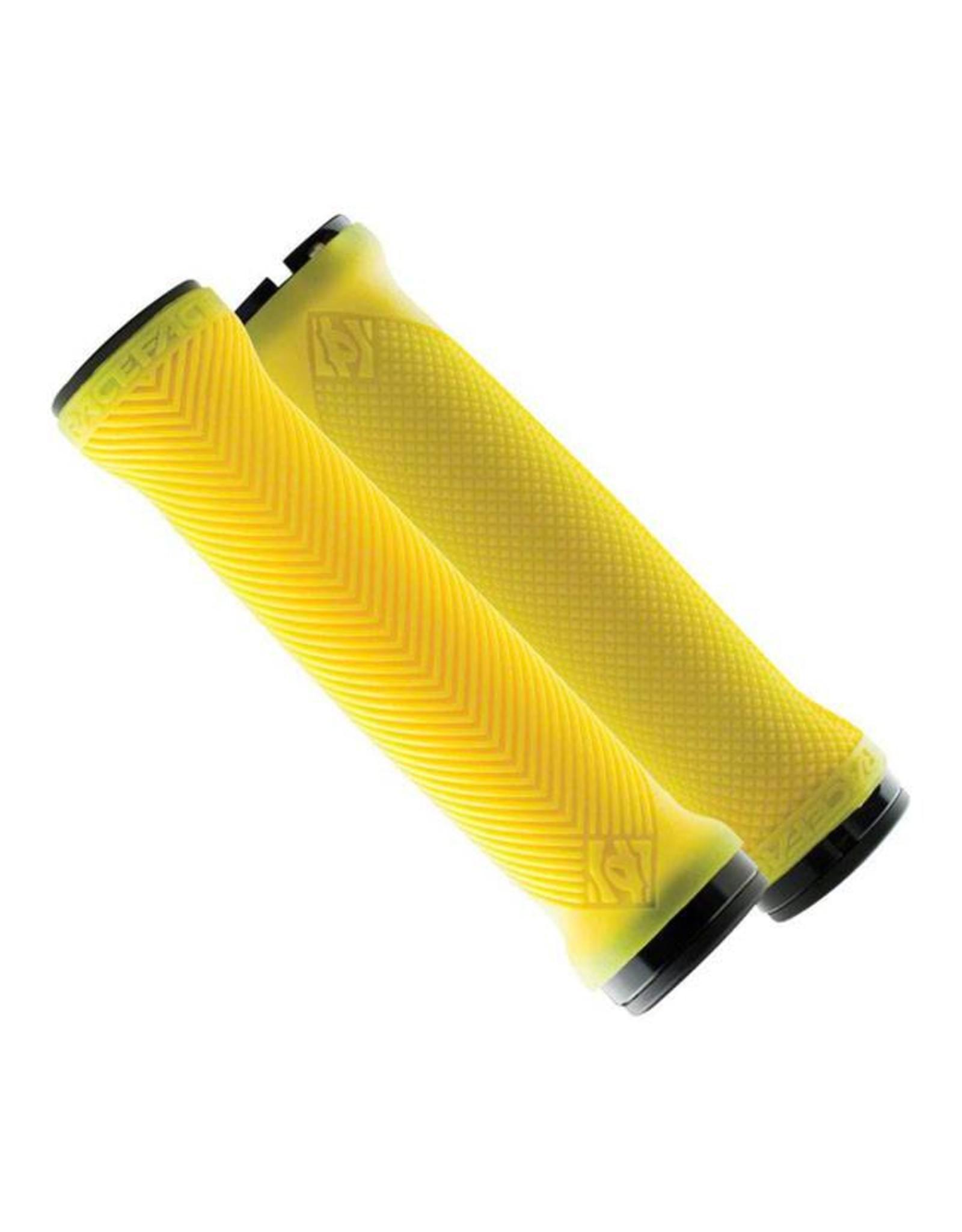 RaceFace RaceFace Lovehandle Grip: Neon Yellow