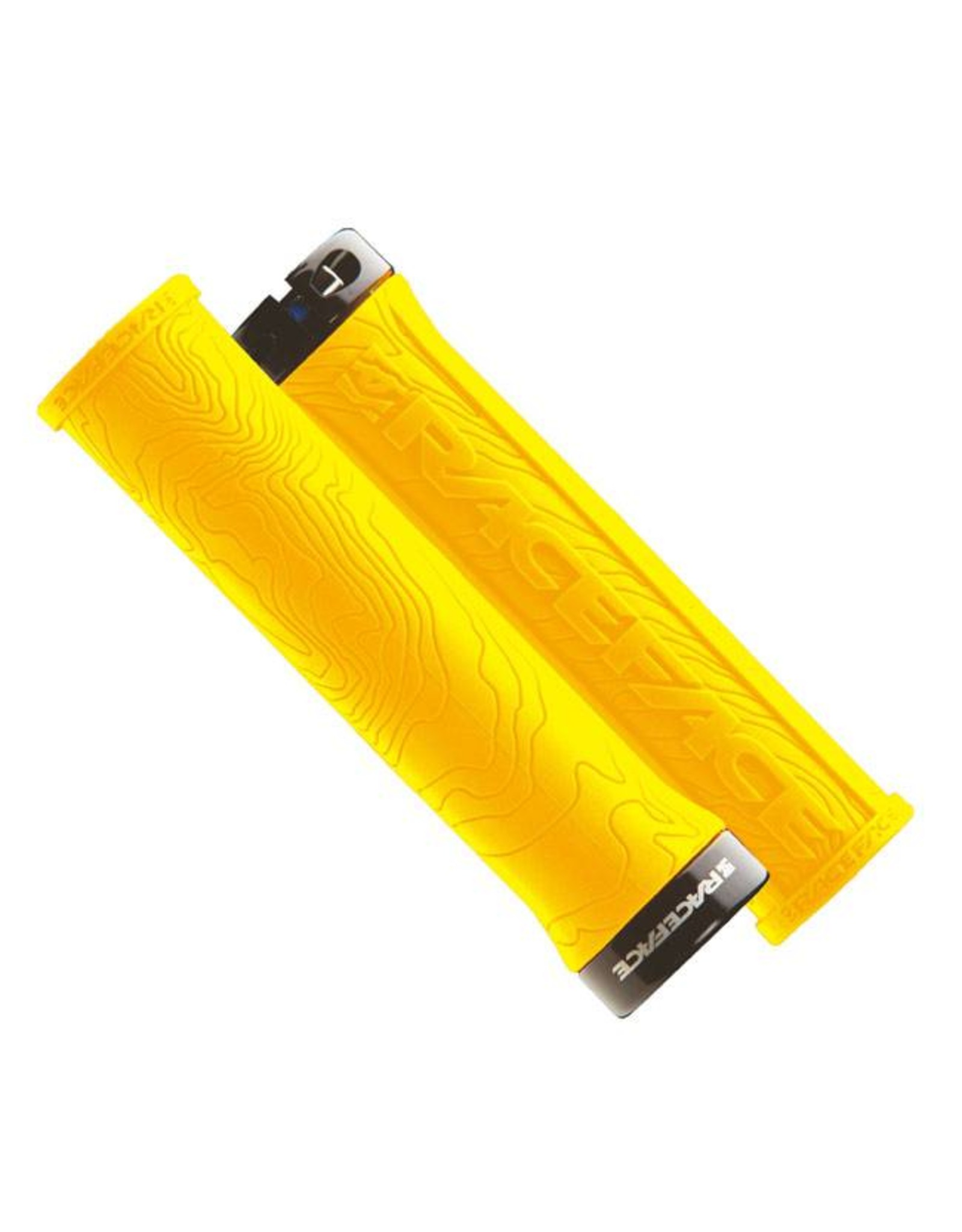 RaceFace RaceFace Half Nelson Lock-On Grip Yellow