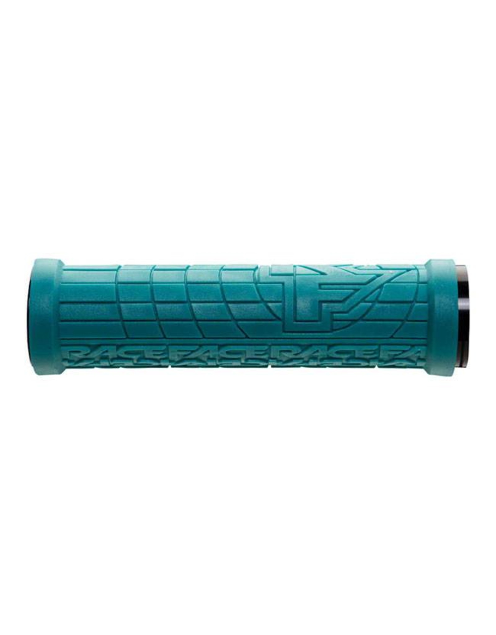 RaceFace RaceFace Grippler 30mm Lock-On Grip Turquoise