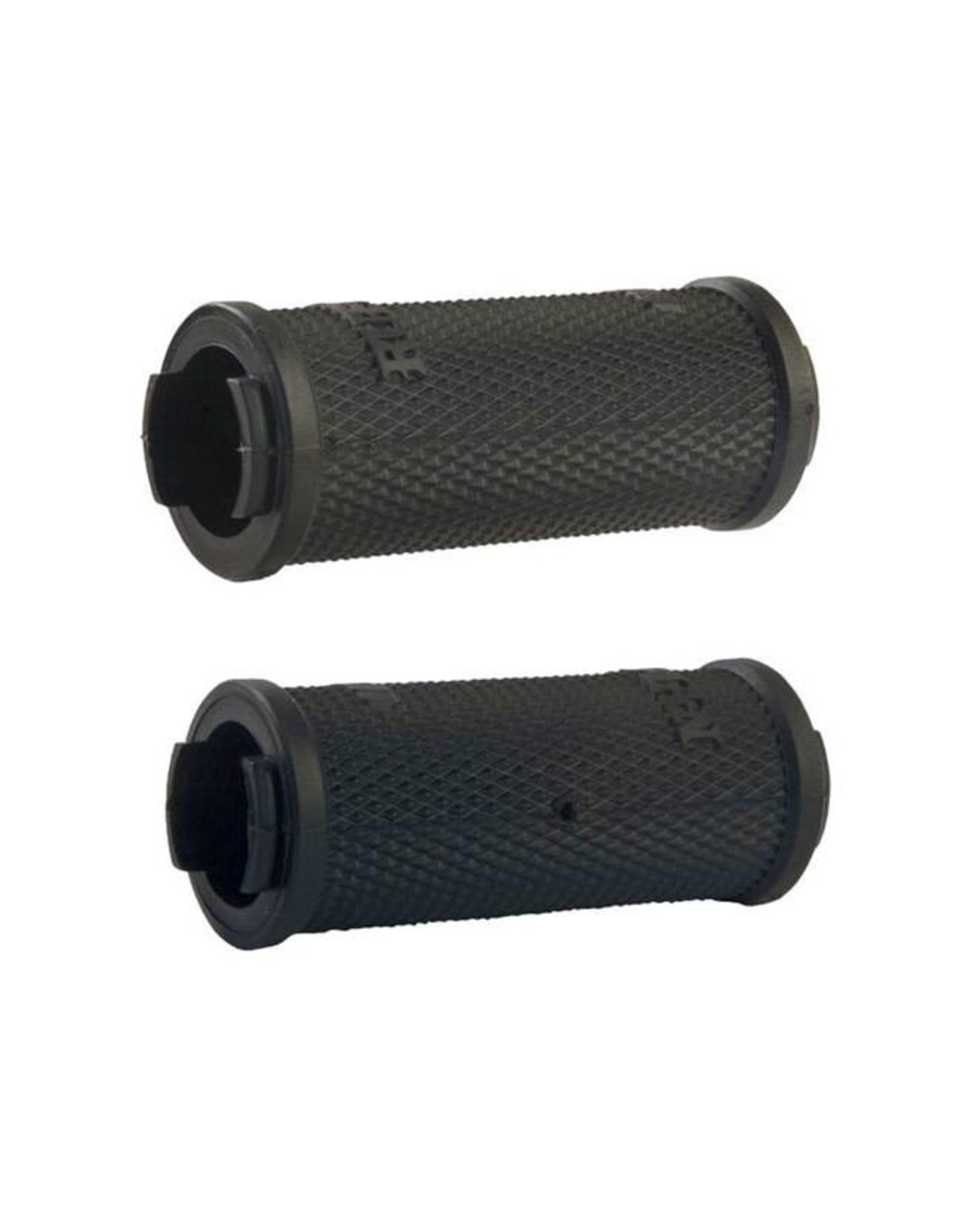 ODI ODI Ruffian Grip-Shift Lock-On Grips: Black