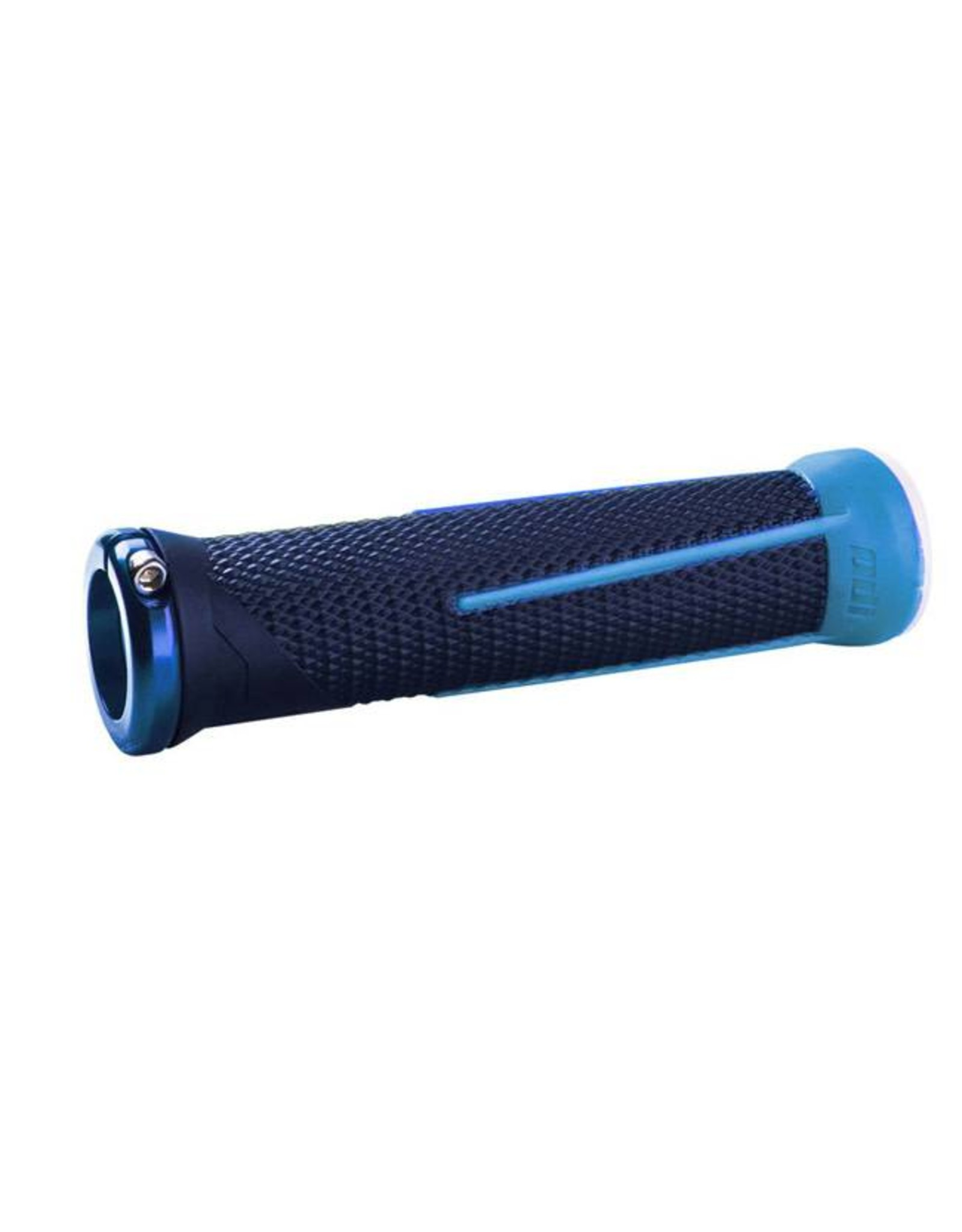 ODI ODI AG1 Lock-On Grips Aaron Gwin 135mm Blue/Light Blue