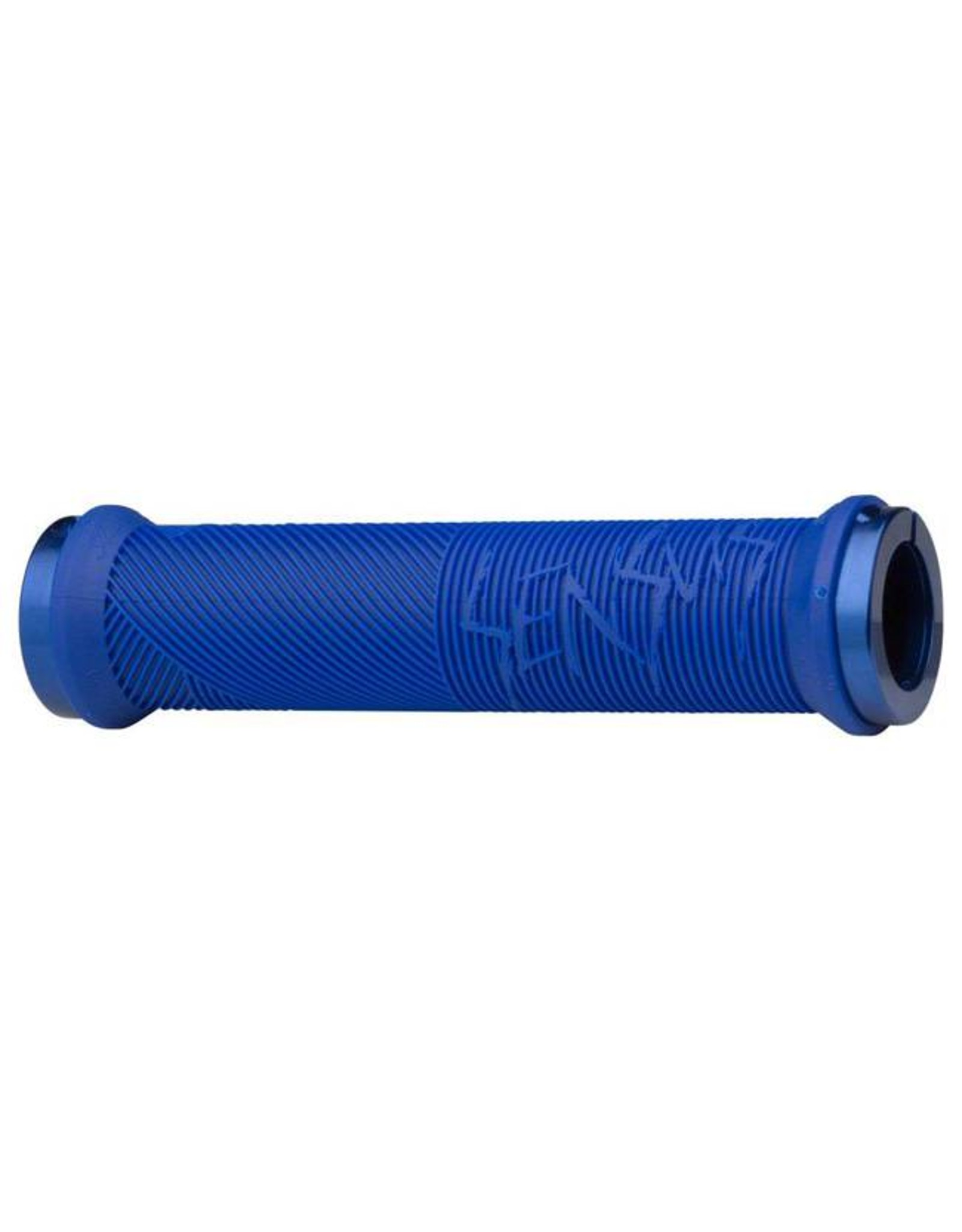 ODI ODI Sensus Disisdaboss Lock-On Grips 143mm Bright Blue