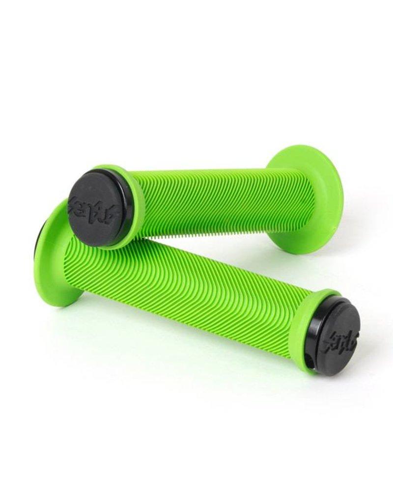 New ODI Sensus Swayze Lock-On Grips Lime Green