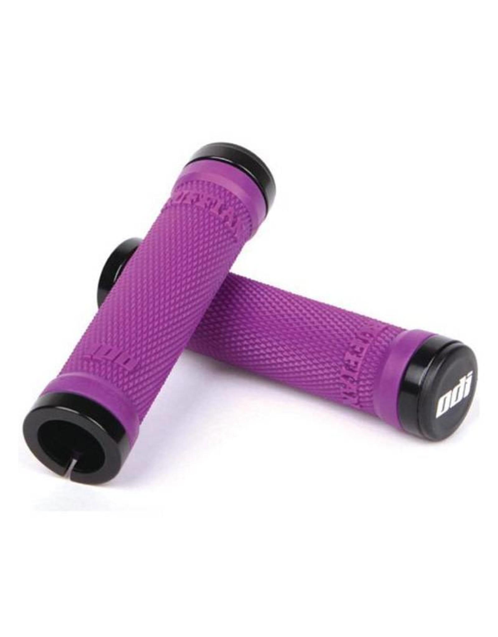 ODI ODI Ruffian MTB Lock On Grips 130mm Purple