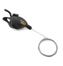 SRAM SRAM XX1 Eagle 12-Speed Trigger Shifter with Discrete Clamp, Black with Gold Logo