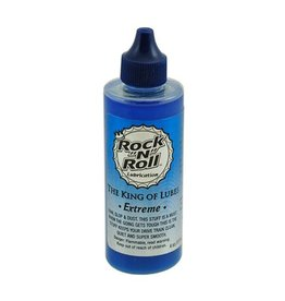 Rock-N-Roll Rock-N-Roll Extreme Lube Blue: 4oz