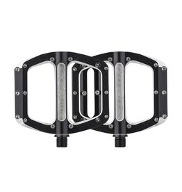 Spank Spank Spoon Large (110mm) Pedals, Black