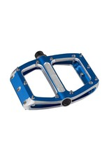 Spank Spank Spoon Large (110mm) Pedals, Blue