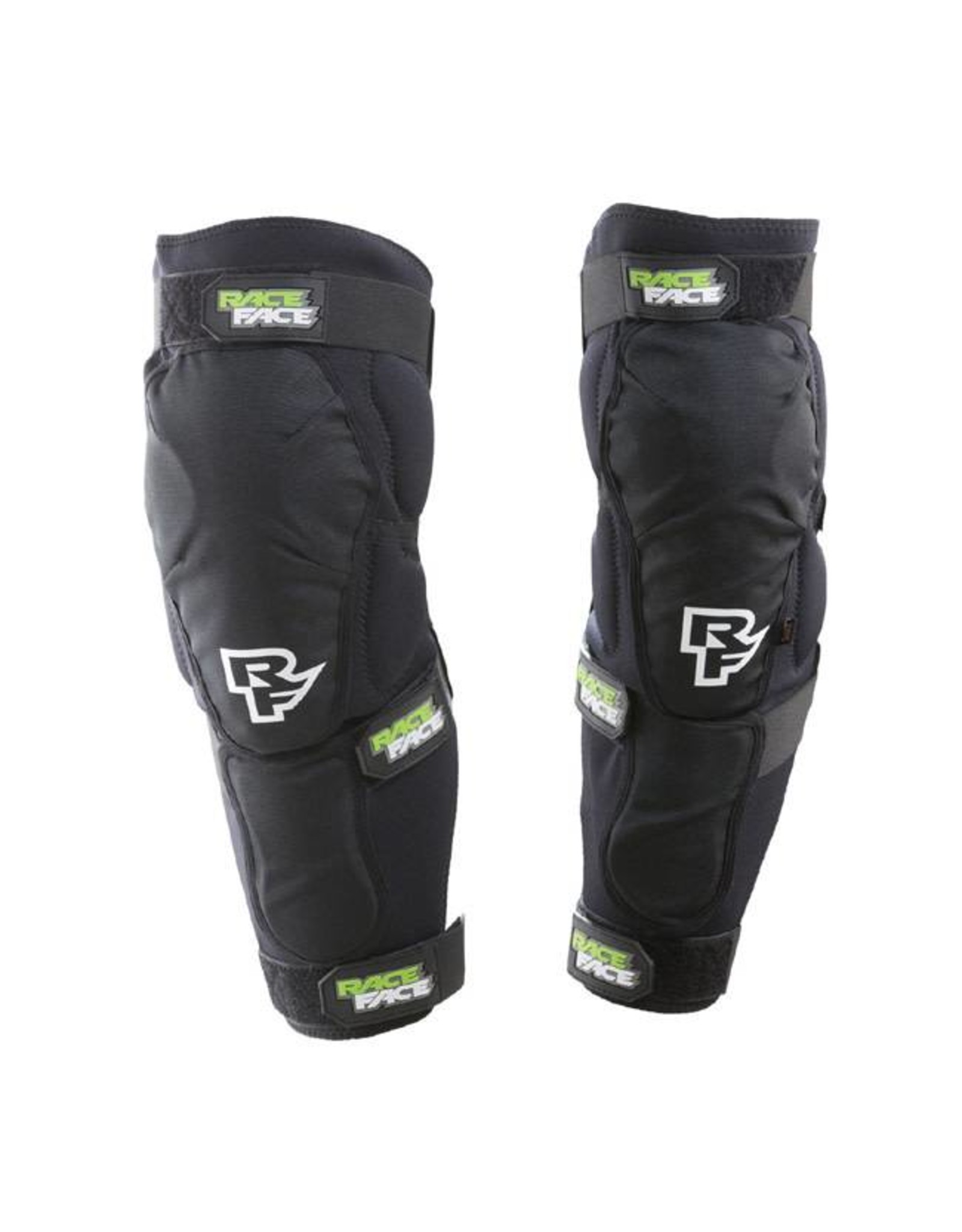 RaceFace RaceFace Flank Leg Guard: Black XL