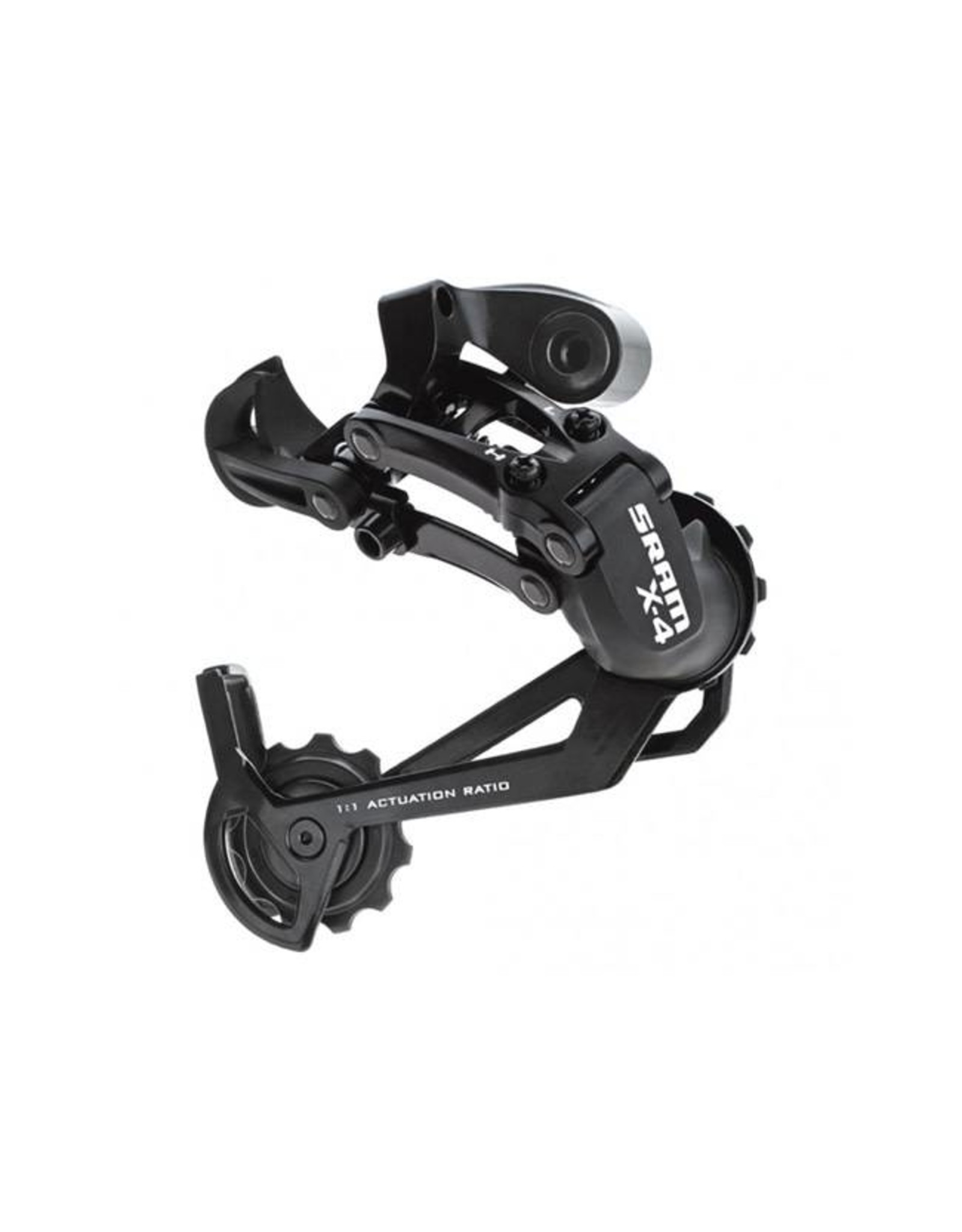 SRAM SRAM X.4 7/8/9-Speed Rear Derailleur Long Cage Black