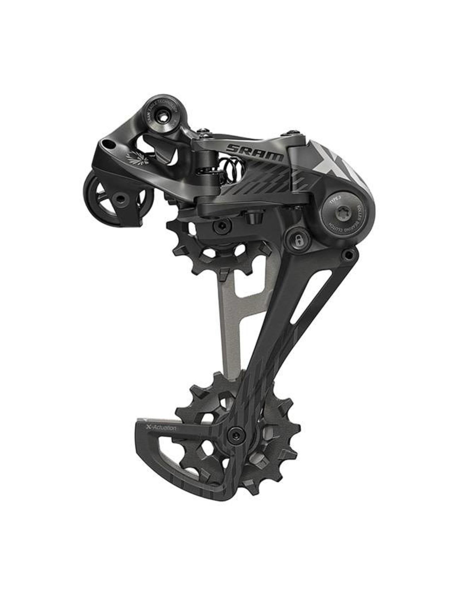 SRAM SRAM X01 Eagle 12-Speed Type 3 Rear Derailleur, Black