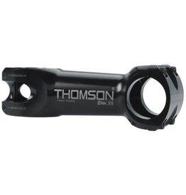 """Thomson Thomson Elite X4 Mountain Stem 130mm +/- 0 degree 31.8 1-1/8"""" Threadless Black"""
