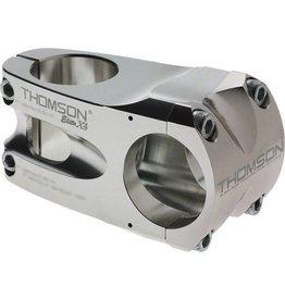 """Thomson Thomson Elite X4 Mountain Stem 60mm +/- 0 degree 31.8 1-1/8"""" Threadless Silver"""