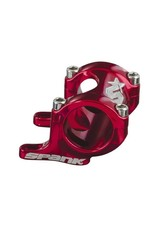 Spank Spank Spike 25/30mm Direct Mount Stem, Red