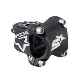 Spank Spank Spike Race Stem 35mm Length, 31.8 Bar Clamp, Black