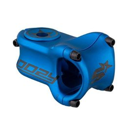 Spank Spank Oozy Trail Stem 50mm, 31.8, Matte Blue