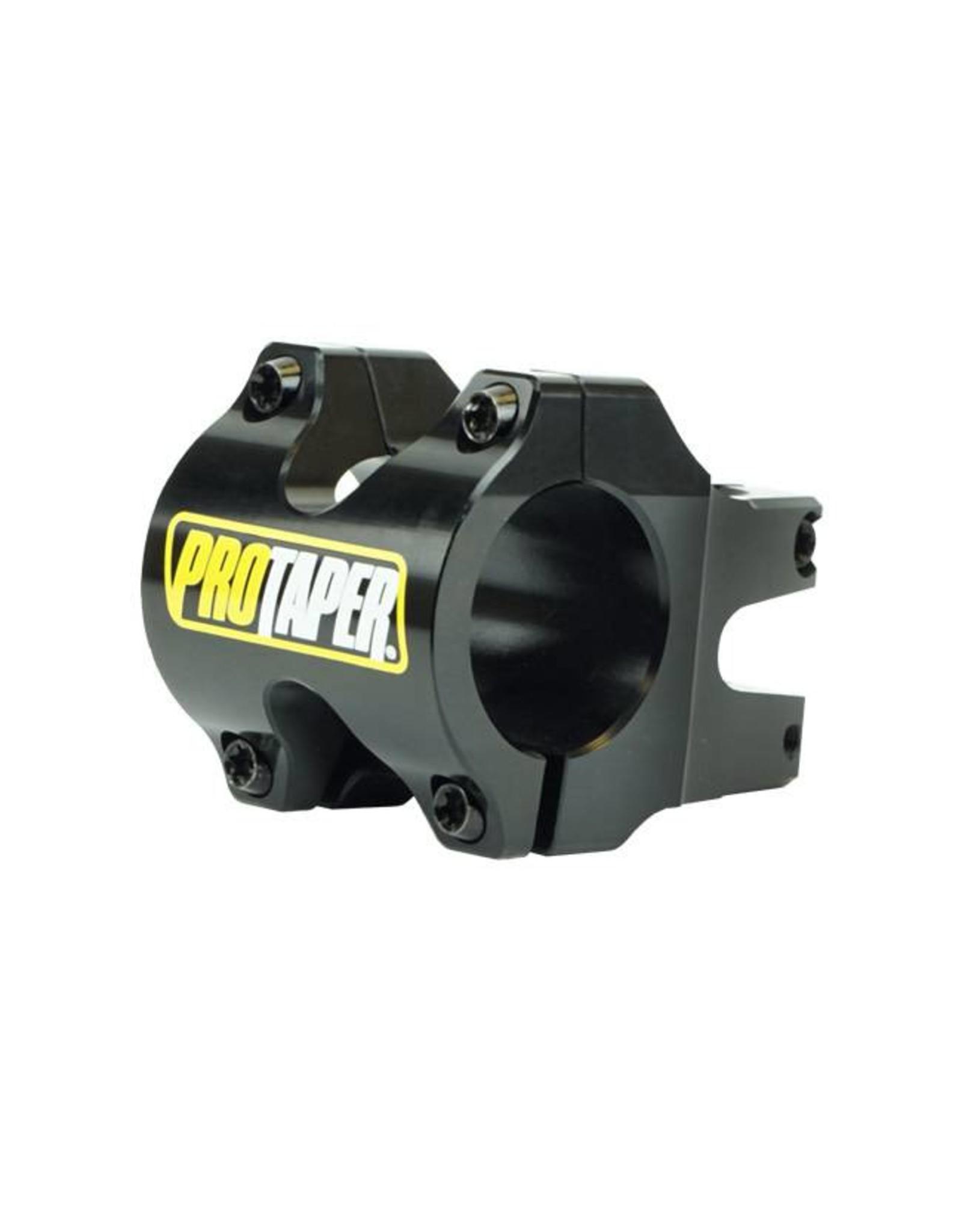 ProTaper ProTaper Stem, 35mm, 31.8mm Bar Clamp, Black