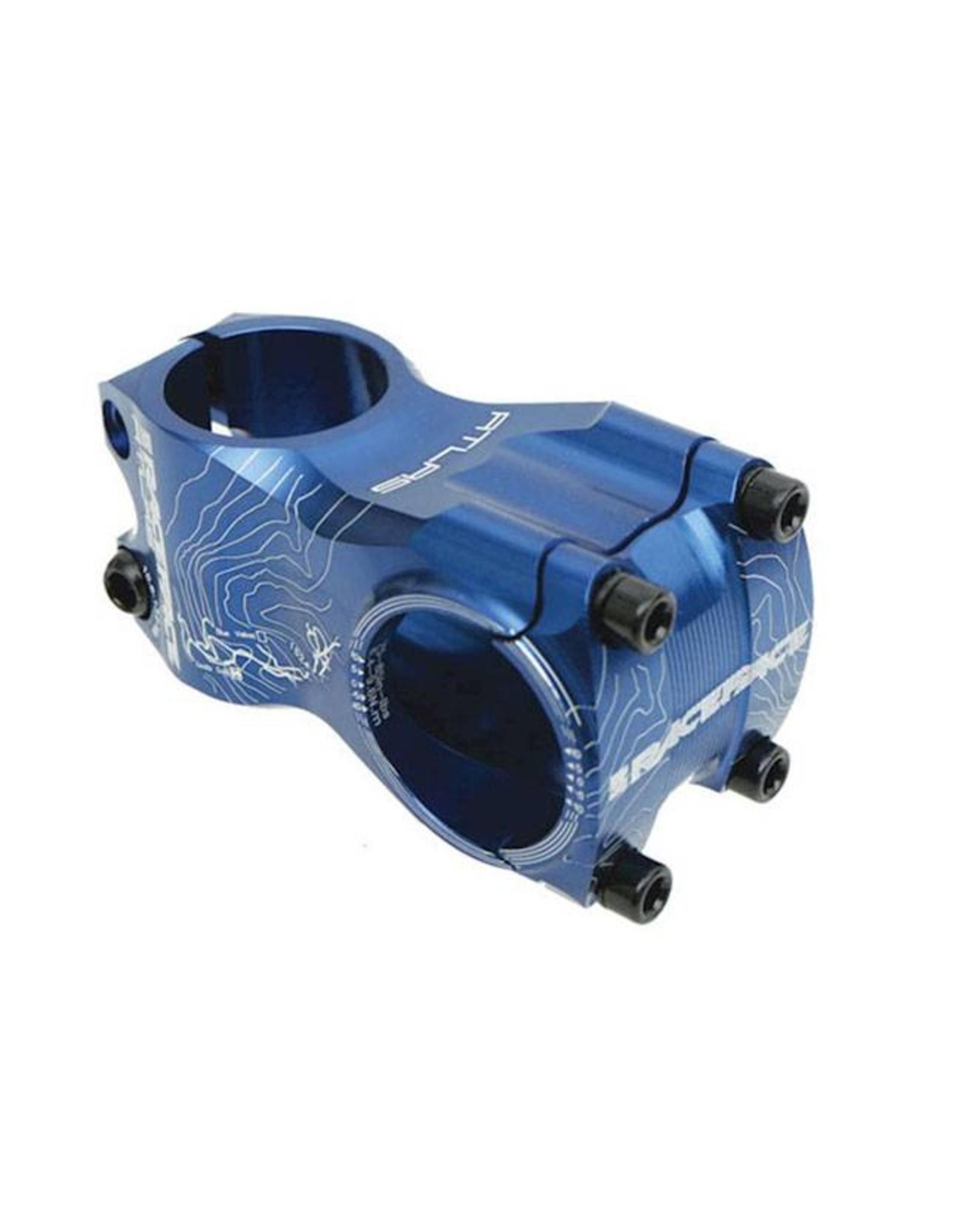 RaceFace RaceFace Atlas Stem, 50mm +/- 0 degree Blue