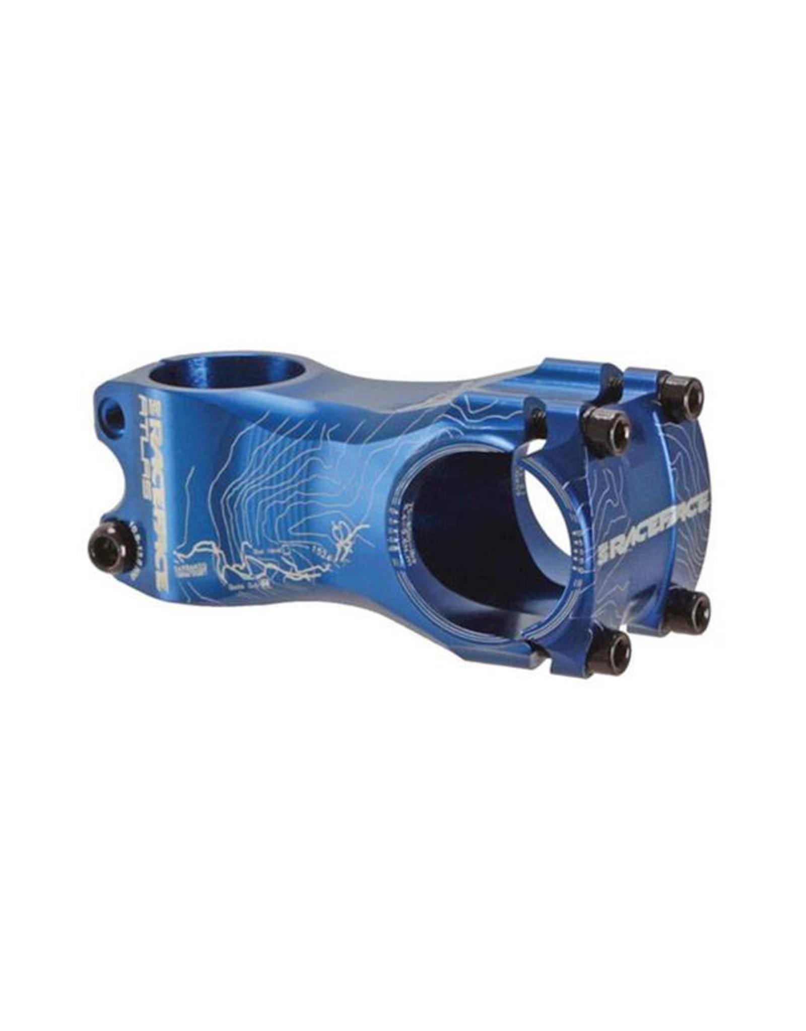 RaceFace RaceFace Atlas Stem, 65mm +/- 0 degree Blue