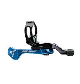 RaceFace RaceFace Turbine R Dropper Seatpost 1x Remote: Blue