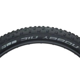 "Schwalbe Schwalbe Nobby Nic Tire: 27.5 x 3.00"", Folding Bead, Evolution Line, Addix Speed Compound, SnakeSkin, Tubeless Easy, Apex, Black"
