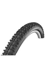 "Schwalbe Schwalbe Smart Sam Tire: 27.5 x 2.25"", Folding Bead, Performance Line, Addix Performance Compound, Double Defense, RaceGuard, Black"