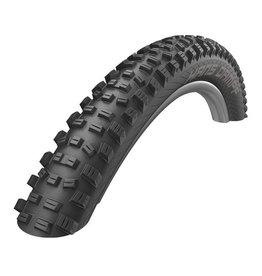 "Schwalbe Schwalbe Hans Dampf Tire: 27.5 x 2.35"", Folding Bead, Performance Line, Addix Performance Compound, Tubeless Easy, Black"