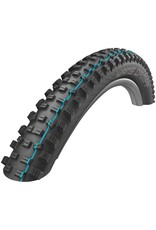 "Schwalbe Schwalbe Hans Dampf Tire: 27.5+ 2.80"", Folding Bead, Evolution Line, Addix Speed Compound, SnakeSkin, Tubeless Easy, Apex, Black"
