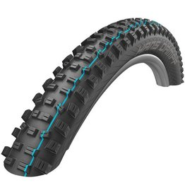 "Schwalbe Schwalbe Hans Dampf Tire: 27.5+ 2.80"", Folding Bead, Evolution Line, Addix Speed Compound, SnakeSkin, Tubeless Easy, Apex, Black"