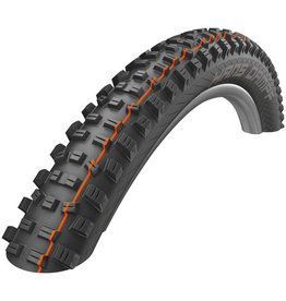 "Schwalbe Schwalbe Hans Dampf Tire: 29 x 2.35"", Folding Bead, Evolution Line, Addix Soft Compound, Super Gravity, Tubeless Easy, Black"