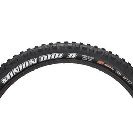"Maxxis Maxxis Minion DHR II Tire: 26 x 2.80"", Folding, 120tpi, 3C MaxxTerra, EXO, Tubeless Ready, Black"