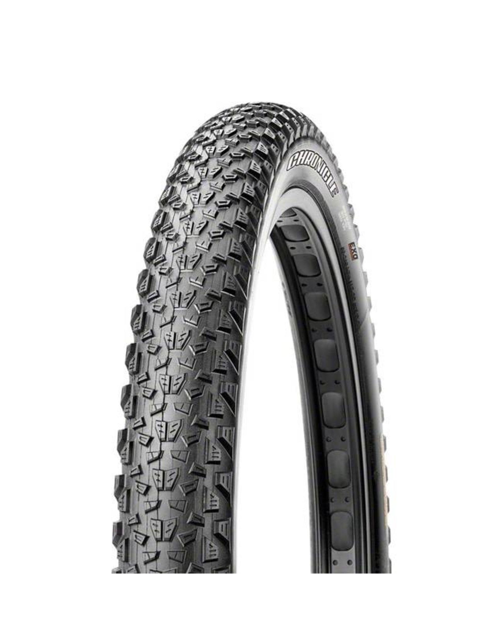 """Maxxis Maxxis Chronicle Tire: 27.5 x 3.00"""", Folding, 60tpi, Dual Compound, Black"""