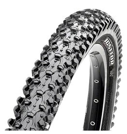 "Maxxis Maxxis Ignitor Tire: 29 x 2.10"", Folding, 60tpi, Single Compound, Black"