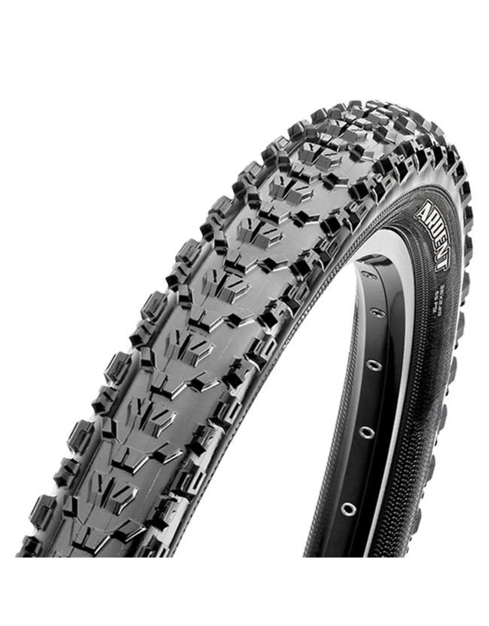 "Maxxis Maxxis Ardent Tire: 29 x 2.40"", Folding, 60tpi, Single Compound, EXO, Black"