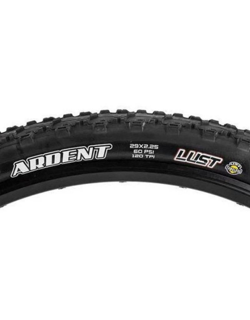 """Maxxis Maxxis Ardent Tire: 29 x 2.25"""", Folding, 120tpi, Dual Compound, LUST/UST, Black"""