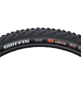 "Maxxis Maxxis Griffin Tire: 29 x 2.30"", Folding, 60tpi, 3C MaxxTerra, EXO, Tubeless Ready, Black"